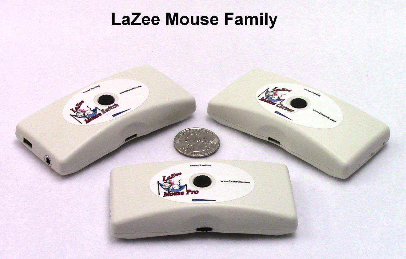 Lazee Mouse Family